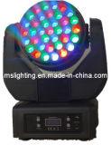 Indicatore luminoso capo mobile del fascio della fase Light/36*3W RGB/RGB LED