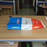 Las bolsas de plástico de encargo reutilizables de calidad superior al por mayor de la impresión de la insignia