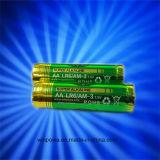 Батареи AA силы серебряные 1.5 вольта