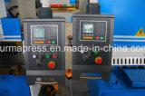Cortadora hidráulica del CNC que pela QC12y-8*5000 para el hierro