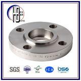 Flange da solda do soquete do aço inoxidável da alta pressão 304/316