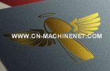 Troqueladora de la hoja caliente automática de Zj1060tnb con cortar con tintas
