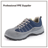 Low Cut cuir véritable design sport chaussures de sécurité de travail