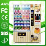 2016 새로운 디자인 커피 자동 판매기 결합 자동 판매기 Af--60g-C4