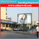 Outdoor rolagem Light Box Billboard