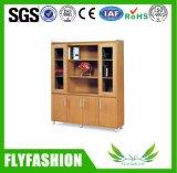 Gabinete de madeira do escritório com rodas (OD-150)