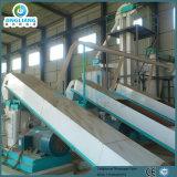 a linha de processamento de madeira Ce da pelota 1-10t do fabricante aprovou