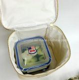 Le sac promotionnel de déjeuner de refroidisseur, logo personnalisé est reçu