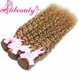 최신 판매 Lili 아름다움 비꼬인 꼬부라진 브라질 Virgin 머리