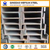 Faisceau de l'acier du carbone de longueur de Q345 5.8m I