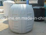 3 máquina de molde do sopro do tanque de água da camada 3000L