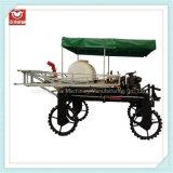 Pulvérisateur agricole automoteur de boum de haute performance avec le moteur diesel 28HP