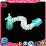 Medizinisches Anästhesie-Atmung-Gefäß des Kunststoffs