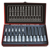 "18PCS 전문가 1/4 "" &1/2 "" 박사 Bits Socket Set (FY1418A)"