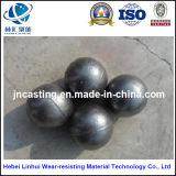 Billes élevées de fer de moulage de chrome/bille en acier de meulage/bille de moulin
