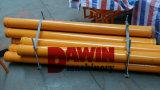 Cylindre hydraulique Escalade 28m 33m Plancher en béton Placing Boom