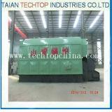Caldeira de vapor despedida do carvão industrial da caldeira do combustível contínuo para a venda