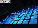 Satge DJライトのための高く明るいP10ビデオダンス・フロア