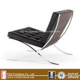 Ganascia di salotto classica moderna del Chaise di Barcellona della mobilia del progettista