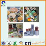 Vacuum Pharmaceutical Packaging Utilisé PVC Film