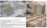 Controsoffitto di marmo ornamentale del granito della cucina di Giallo/