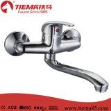 mélangeur en laiton de cuisine de robinet de mur de série de promotion de 40mm (ZS53302)