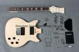 Guitarra inacabado do jogo da guitarra elétrica DIY/DIY (A76)