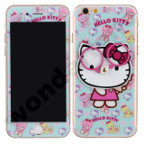 여보세요 Kitty Front와 iPhone를 위한 Back Tempered Glass