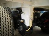 semi-remorque 3axles à plat de 40FT (pneu simple)