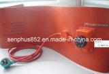 Calentadores del caucho de silicón del tambor (para el tambor de petróleo, el tambor químico, el etc.)
