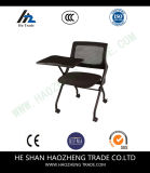 Presidenza d'impilamento senza braccia dei prodotti della stella dell'ufficio Hzmc029