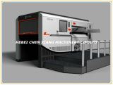 Verkoop CX-1300 van de fabriek direct Vlakke het Vouwen en van de Matrijs Scherpe Machine