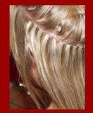 Estensioni di trama dei capelli della pelle (FJSW-05)