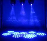 Ce&RoHS를 가진 디스코 클럽 DJ 단계를 위한 8개의 Gobos를 가진 90W 반점 이동하는 헤드
