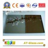 vidrio de flotador reflexivo de cristal 4mm5mm6mm8mm10mmwindows/Door/Car