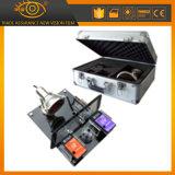 Appareil de contrôle solaire de film de guichet de mètre de boîte de vitesses de film de ventes