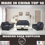 居間の革ソファーの一定の現代家具Lz002