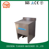機械かチップまたは鶏または魚によって揚げられている機械Zyd-S10揚げる機械/Vegetablesを揚げる電気フライヤーの倍タンク