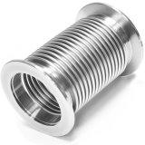 Tubulação de metal flexível de aço inoxidável popular e durável
