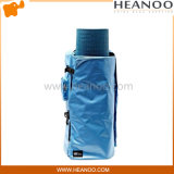 Zaino del sacchetto dell'organizzatore con la casella superiore della maglia per i codici categoria di yoga