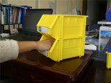 記憶の一突きの大箱は、スタック可能倉庫のプラスチック分ける収納用の箱(PK002)を