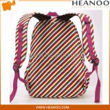 女の子のための最新の普及した高等学校のブックバッグのブランドのバックパック