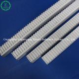 Heiße Verkaufs-nach Maß Plastikkostenberechnung-Nylonfahrwerk-Zahnstange