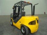 Capacidade 4000kgs Diesel Forklift Mini 4 Ton