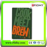 Cartão da identificação do empregado de Lf/Hf/UHF RFID