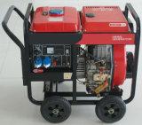 2.5kw si dirigono il generatore portatile del diesel del generatore