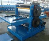 Máquina que graba coloreada de calidad superior de la estructura de acero