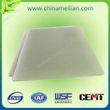 Folha laminada magnética da fibra de vidro da cola Epoxy da folha da fibra de vidro Fr-4