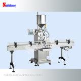 De halfautomatische het Vullen van de Saus van de Spaanse peper Machine van de Vuller van de Machine (Verticaal type)