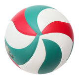 Os jogos de voleibol dos bens dos esportes laminaram o voleibol de Competetion